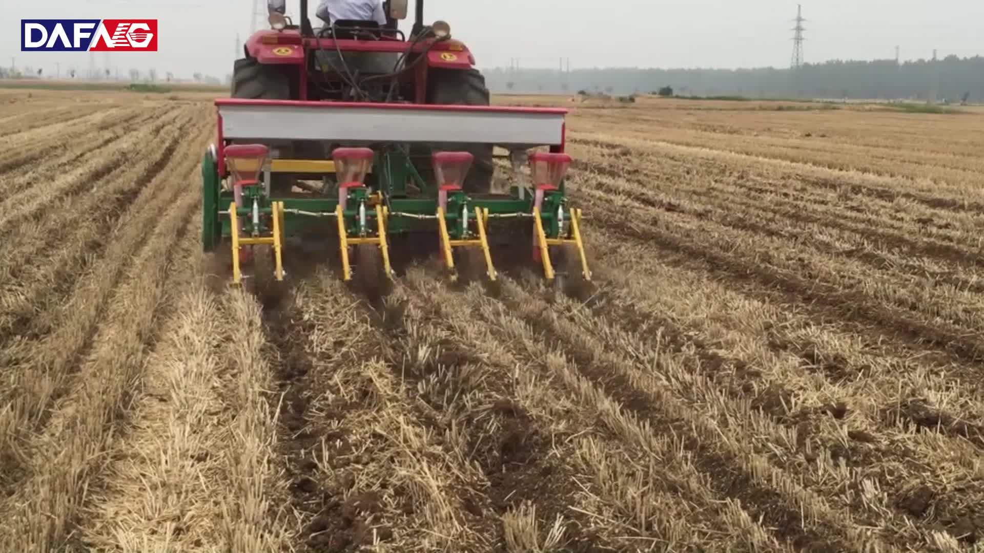 Factory Price 1 MOQ No-tillage Corn Seed Planter
