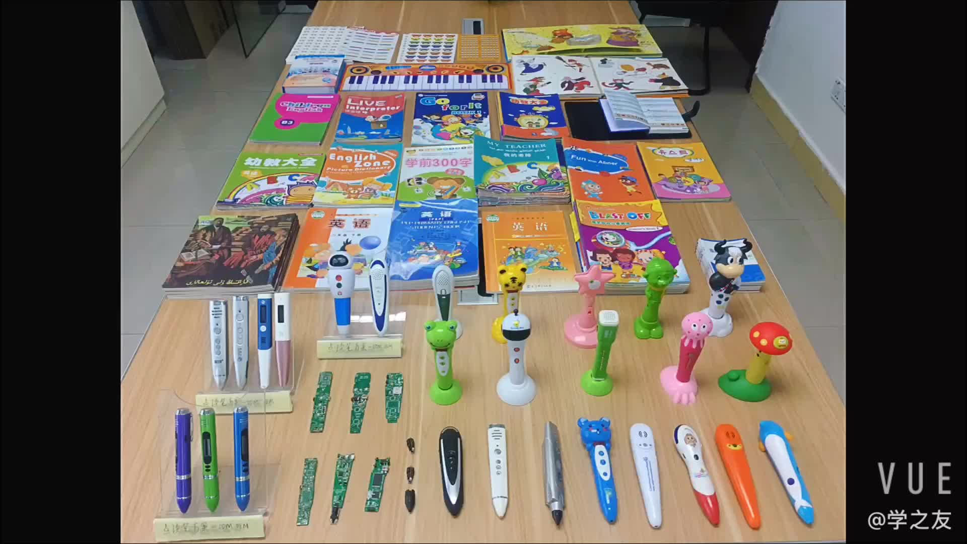 Bambini Macchina di Apprendimento Elettrica Magia Penna di Conversazione Inglese Libri Giocattolo Musicale Educativo In Età Prescolare Leggere Penna