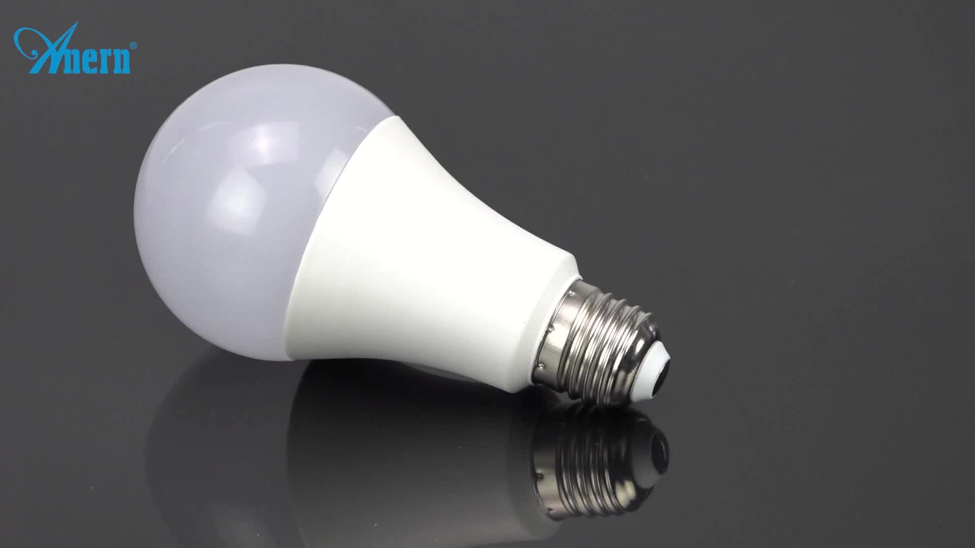 O brilho super de Anern e27 conduziu a luz com CE ROHS aprovado