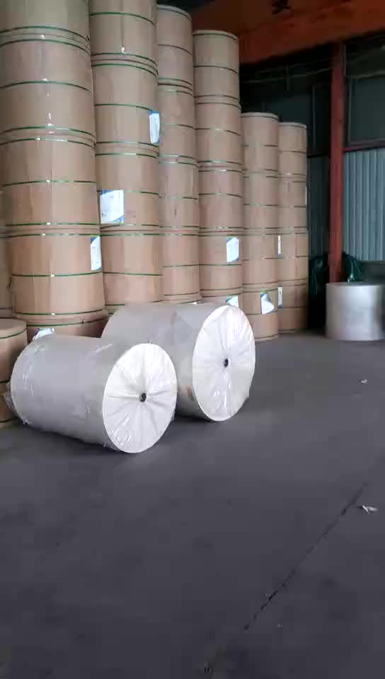 good quality C2S gloss coated paper sheets or rolls