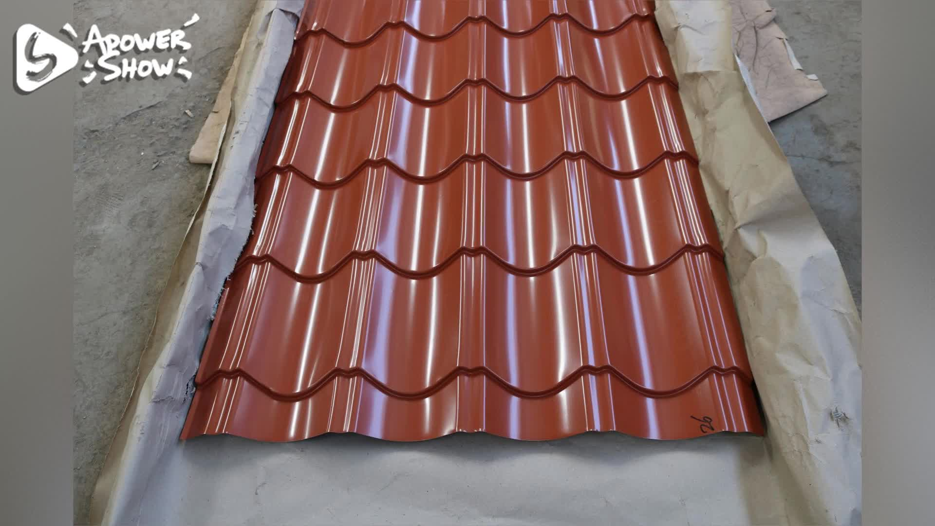 Hot new products for 2019 colorbond roof sheets
