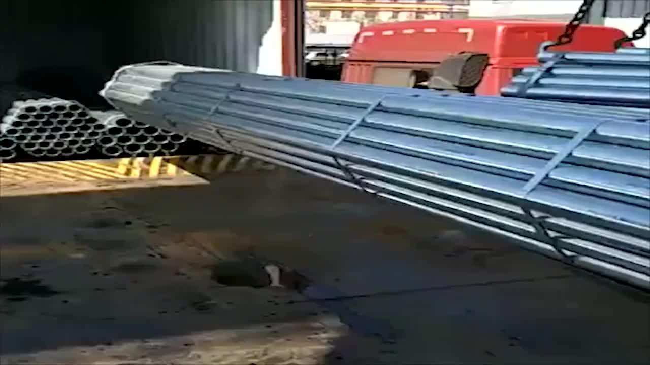 2 inch galvanized metal steel pipe price list galvanized pipe
