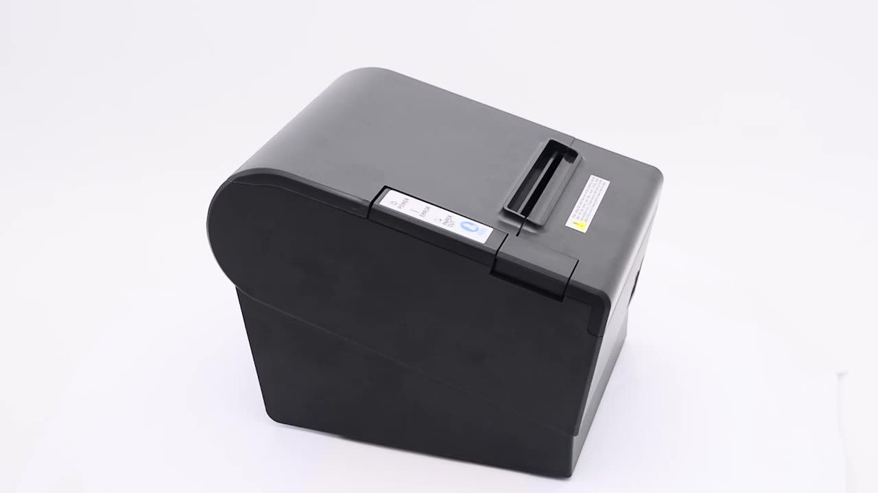 Beeprt 80mm High Speed Thermal receipt Pos printer machine with auto cutter for cash register system