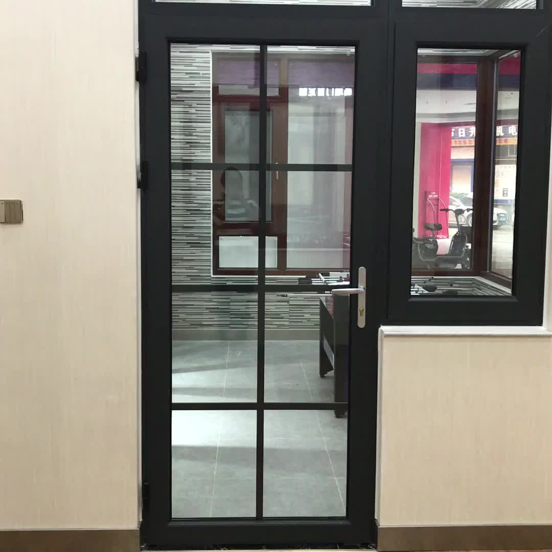 High Quality Exterior Doors Jefferson Door: High Quality Cheap Price Exterior Aluminum Double Swing