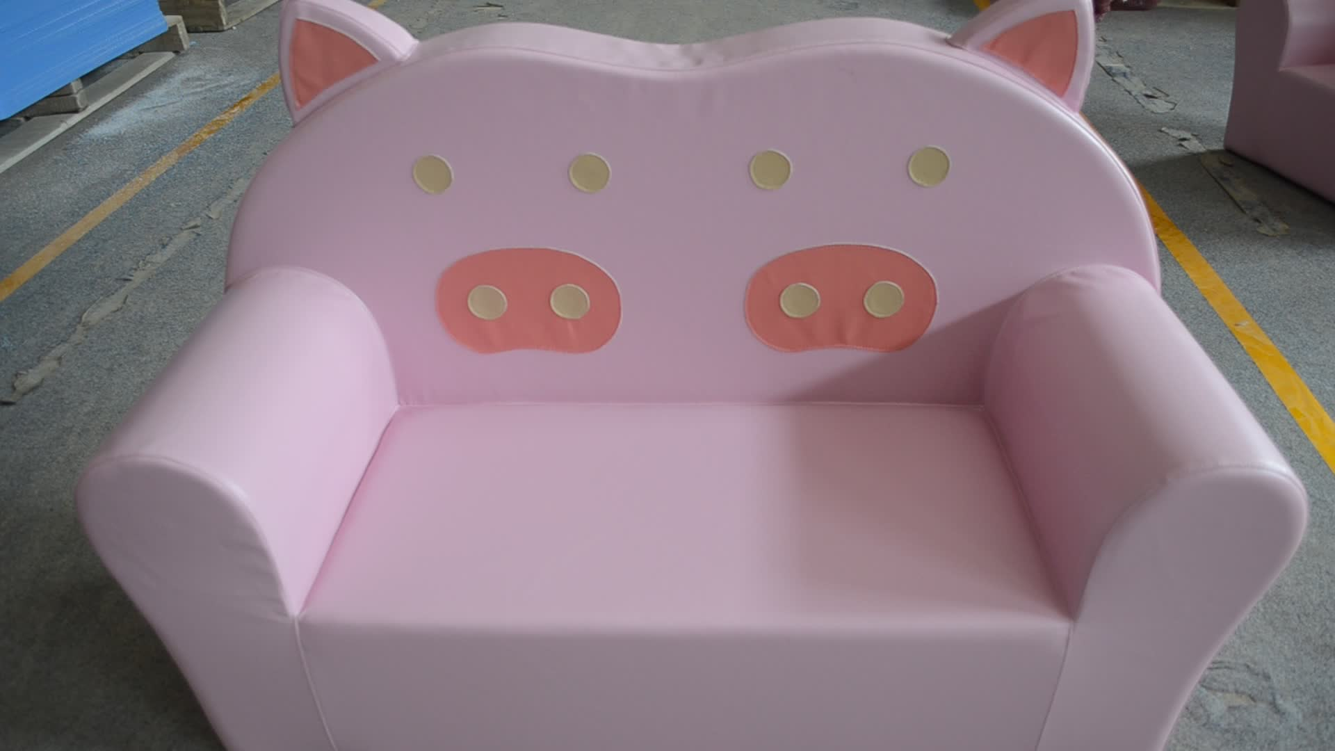 2019 Buy Cheap Chinese Furniture From China Pig Shape A Little Princess Cartoon Sofa Chair