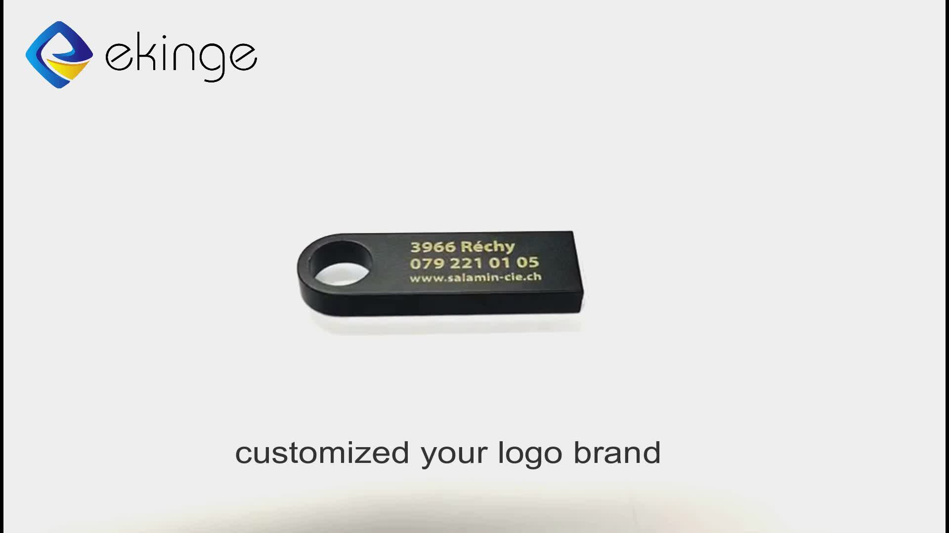 Promo piccoli doni pendrive 3.0 8 gb 16 gb chiave del metallo usb pen drive 32 gb 64 gb memory stick con inciso su misura stampa di marchio
