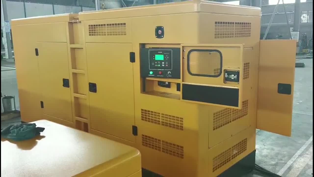 420 kVA Diesel Generator set for stand by application ex hospital
