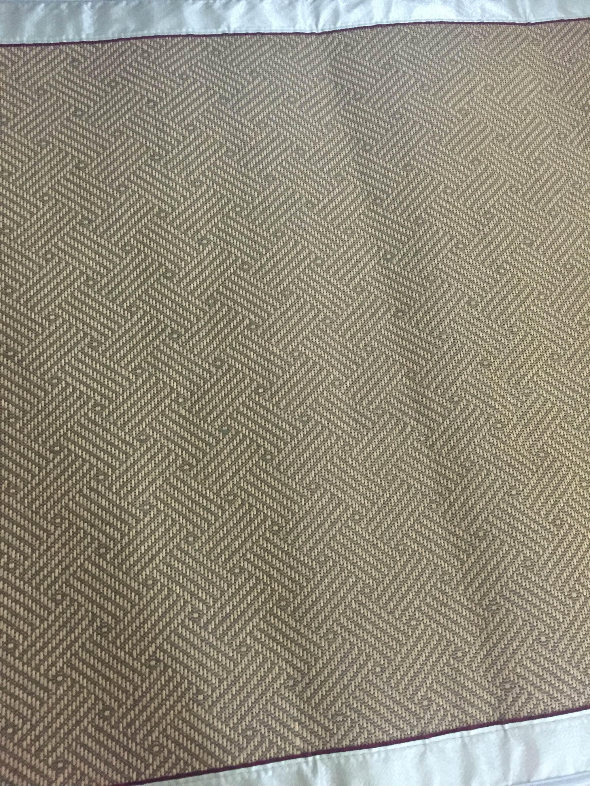 夏季藤席沙发垫质量怎么样,使用体验如何
