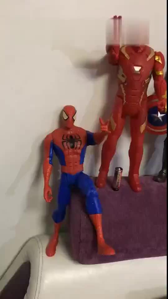12 Inch 23 Stijlen Super Hero Movie Pop Beweegbare Gewrichten Wreken Actiefiguren Marvel Speelgoed Voor Kid