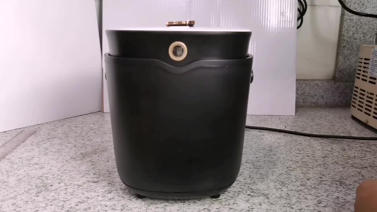 2020 ใหม่อุปกรณ์ทำอาหาร Anti-spill Non Stick MINI ข้าว Cook Deluxe 2L แบบพกพาหม้อหุงช้า