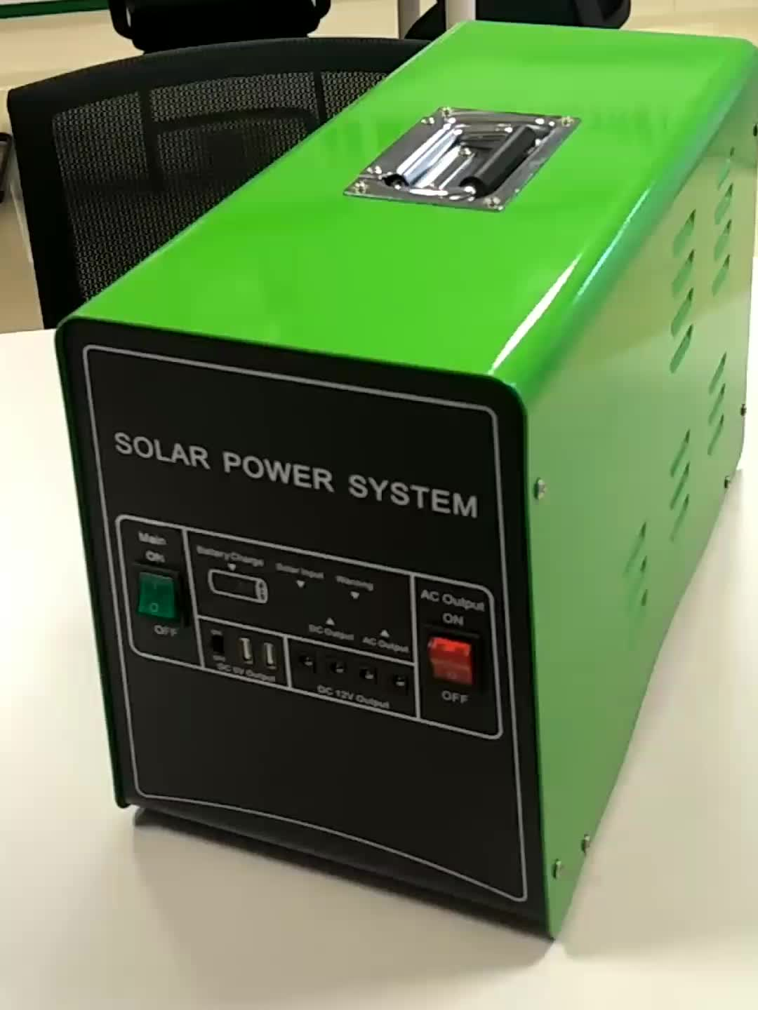 Solar Energy Systems Solar Panel Complete Systems 500W 1000W