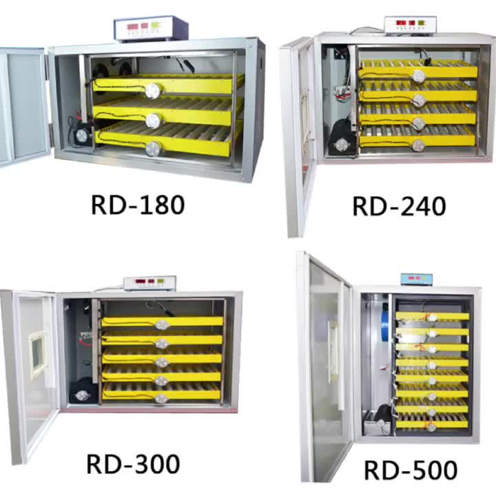 98% rate one touch full automatic chicken egg incubator for sale