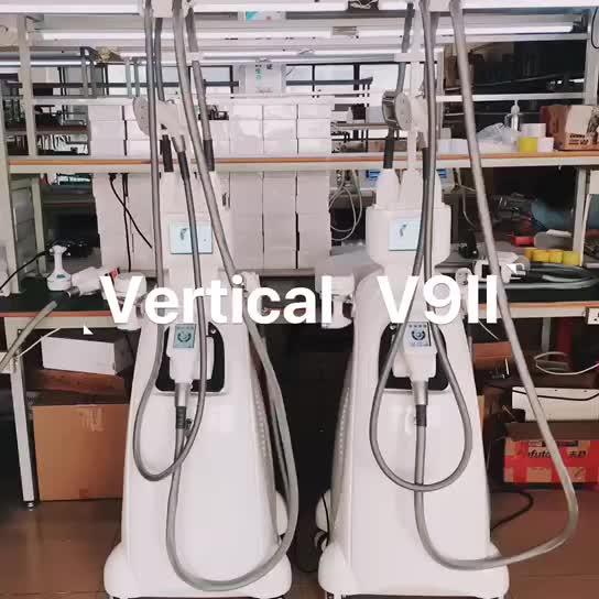 Лучшие продажи Velashape V9 II средства ухода за кожей для похудения машина velashape + Кавитация Вакуум РФ Сжигание жира инструмент вес потеря машина