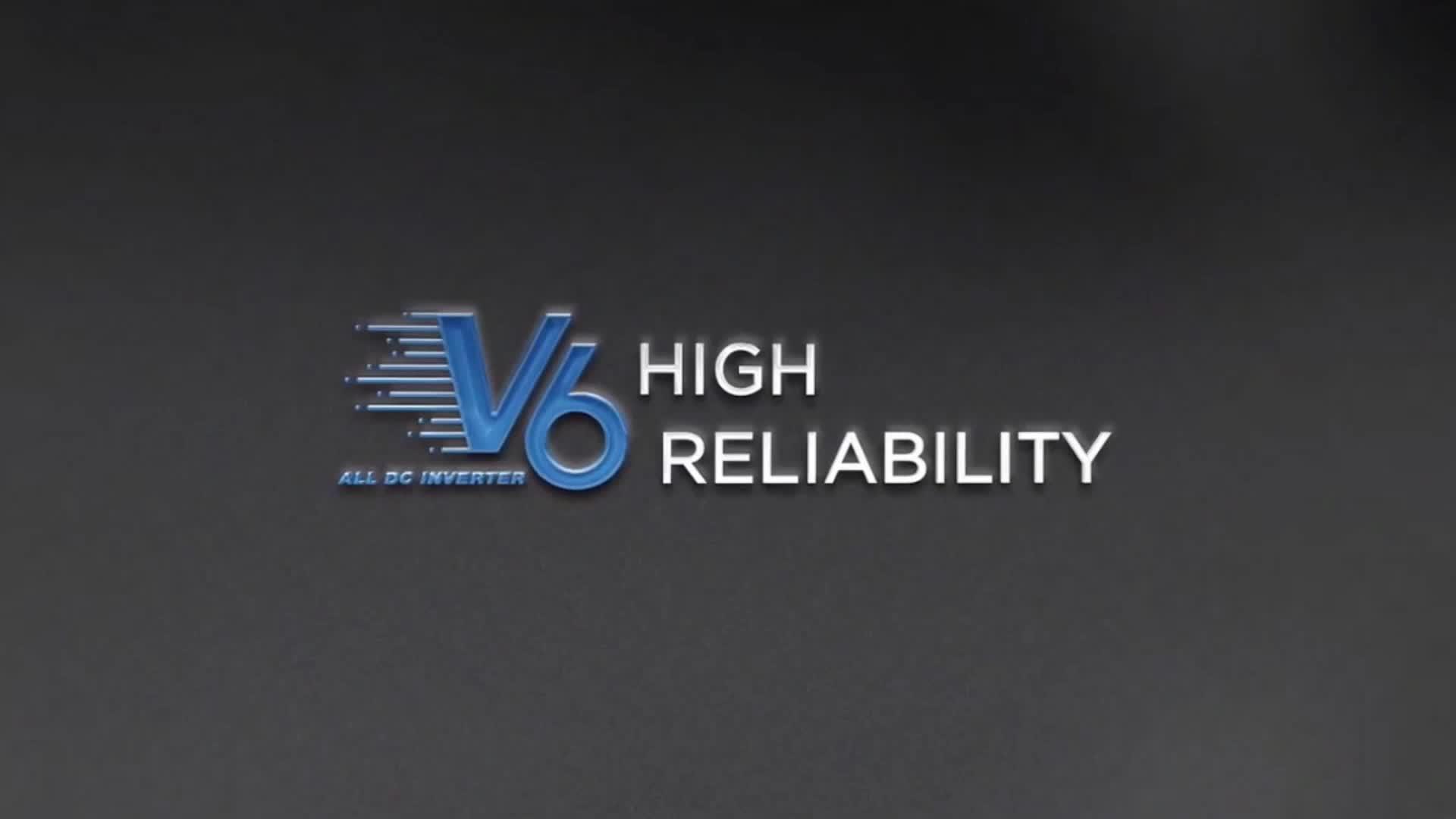 380V 20HP 56kw MVC-560WV2GN1 Solo Raffreddamento Midea Vrf Condizionatore D'aria