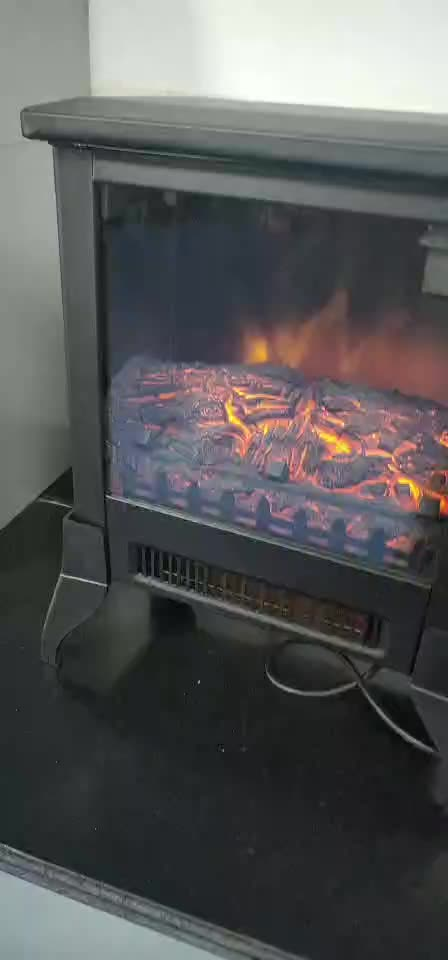 Wholesale electric fireplace prices Indoor Firebox  Freestanding Stove Electric Fireplace 3d  Without Heat Electric Heater Fires