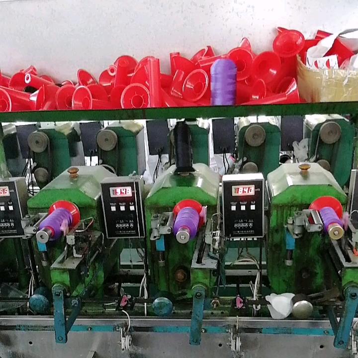 Nylon 6.6 Bonded Sewing Thread 280D/3
