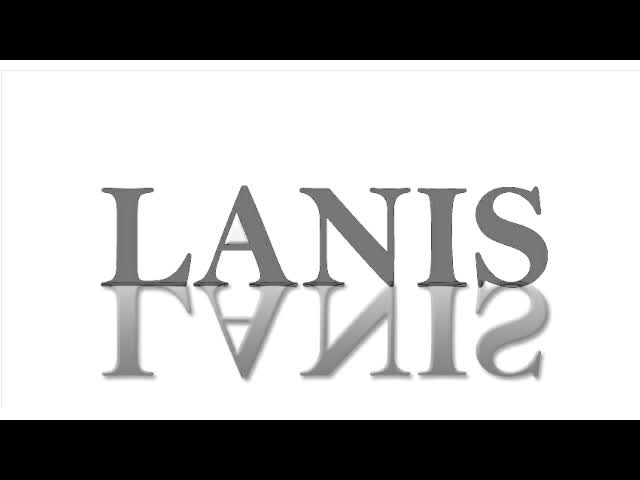lanis hot sale smooth quite roman blind track R1