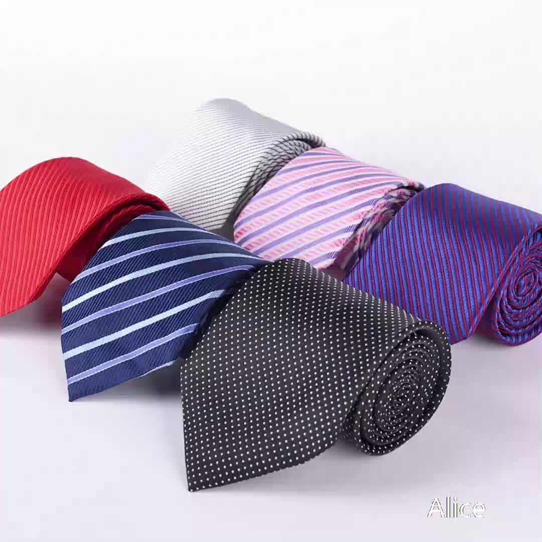 The latest fashion good quality  100%  silk  jacquard weave  business  tie
