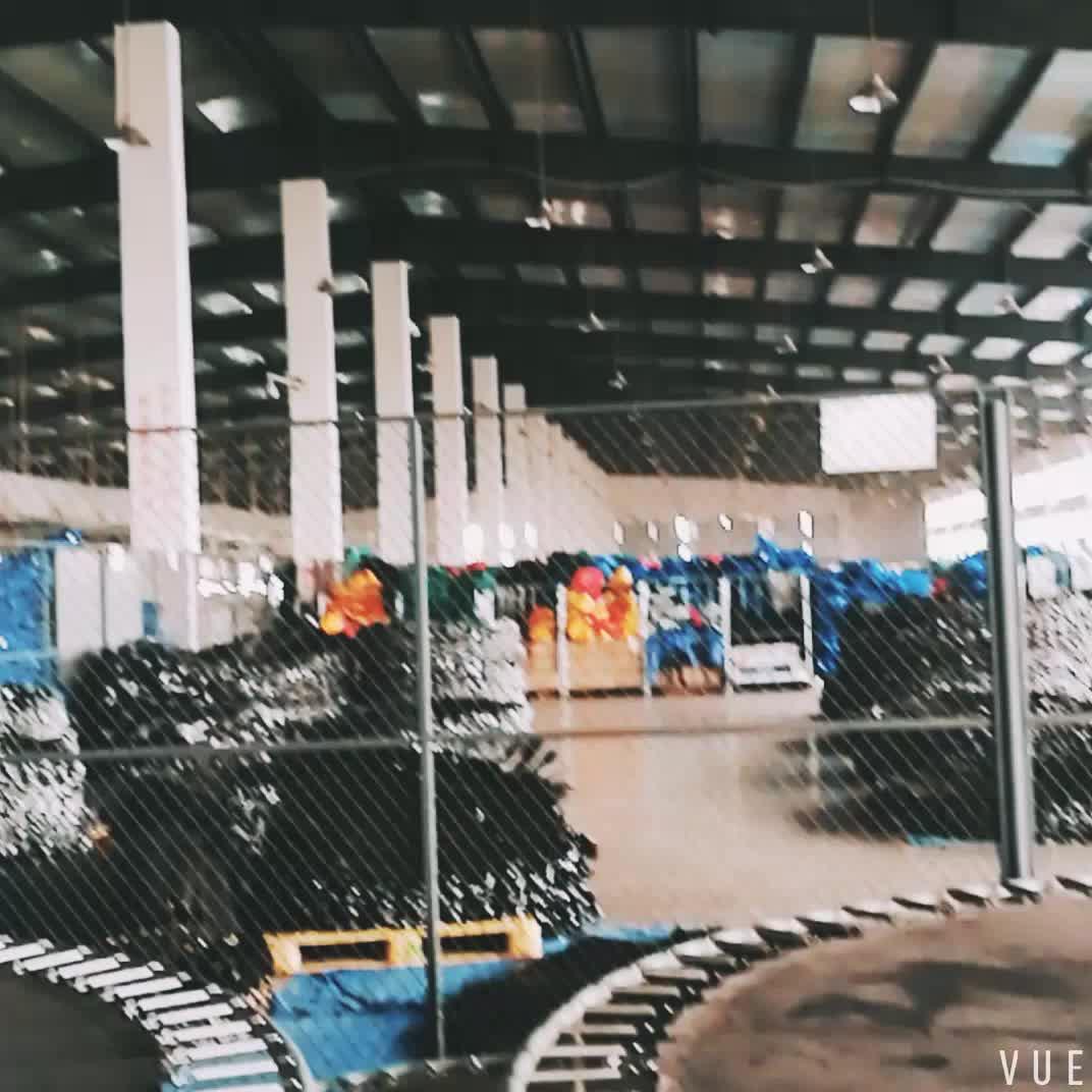 Facile-go 6ft * 9ft a buon mercato rettangolare trampolini caldo sulla vendita