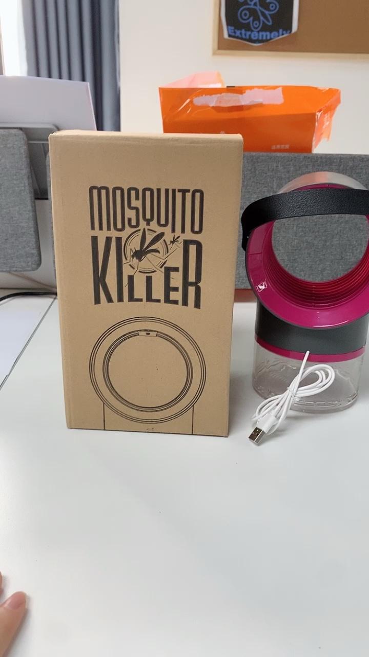 Горячая продажа бесшумный usb Электрический комаров убийца лампа Комаров Репеллент