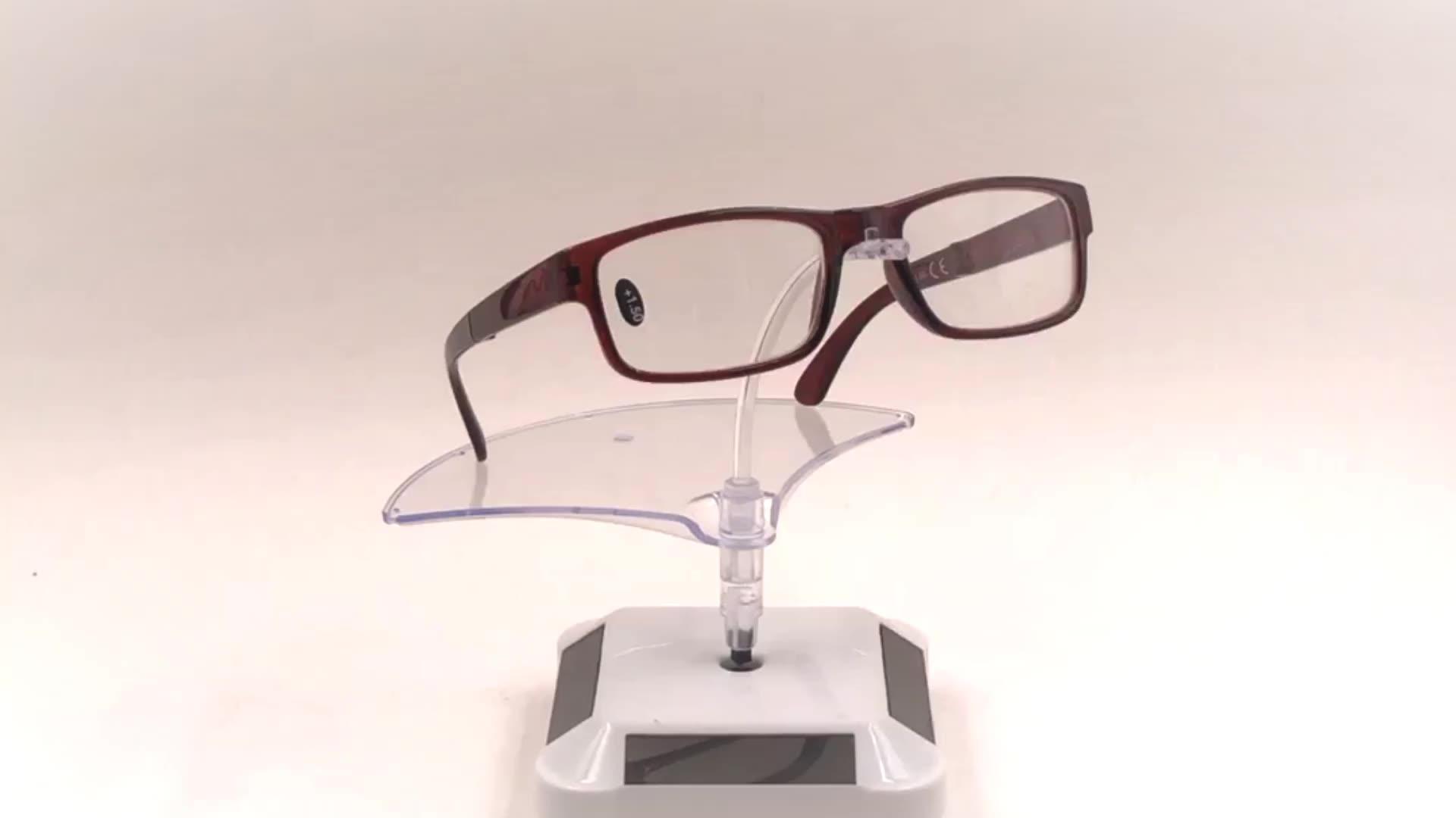 Hot high quality vintage folding reading glasses