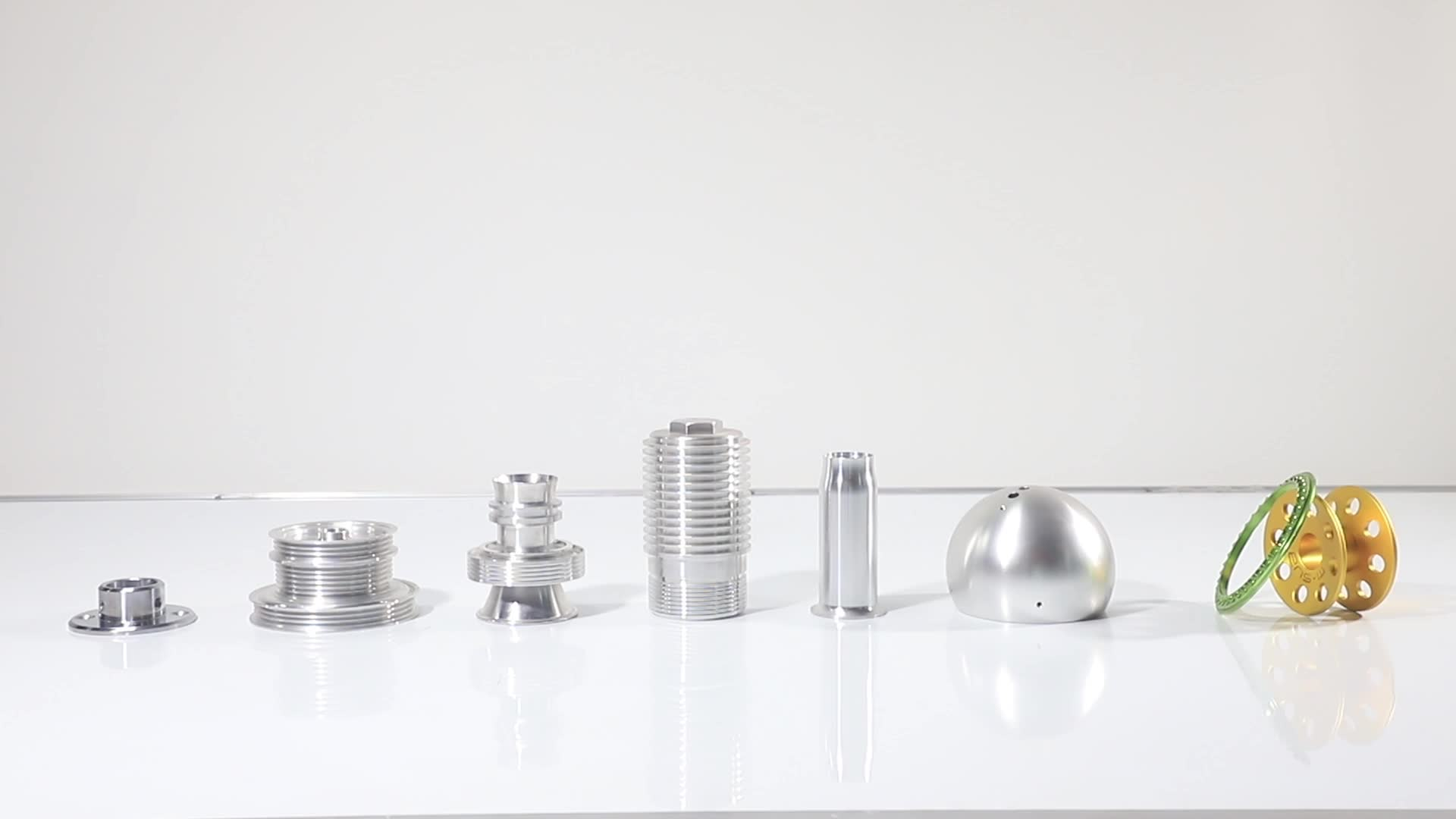 OEM Custom Precision CNC Machining Service Stainless Steel Turning Prototype Parts