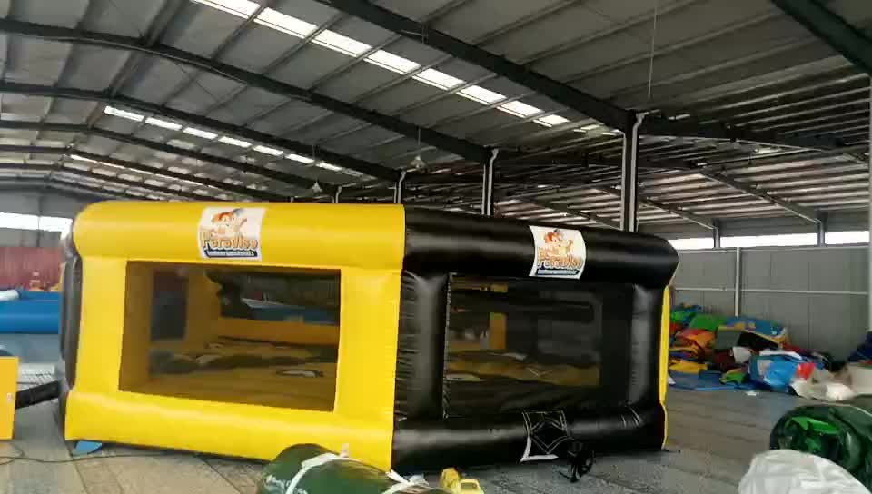 Bán nóng mới nhất của inflatable wipeout eliminator