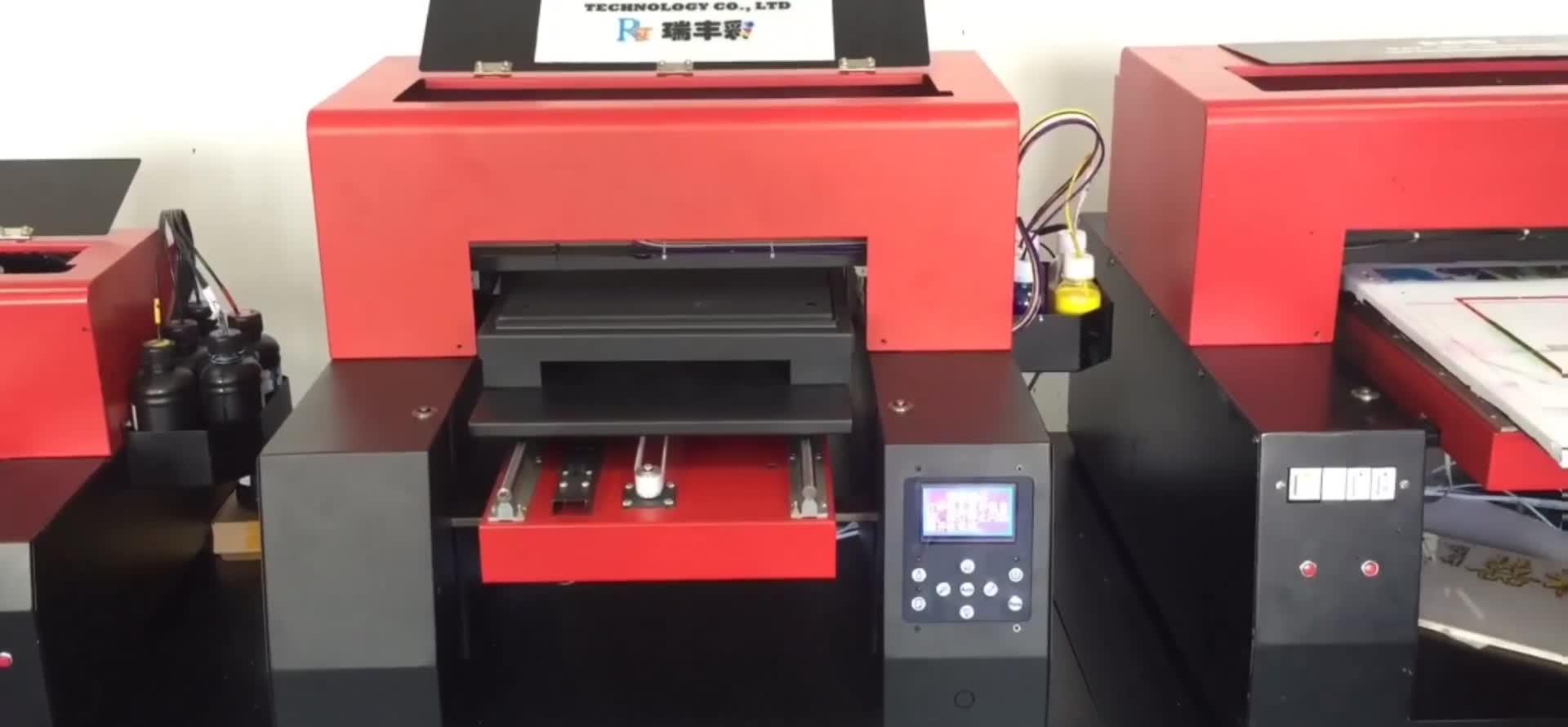 mini a3 ink jet to fabric digital machines textile t shirt printer machine direct printing t-shirt garment dtg printer