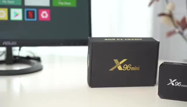 YUTMART Cheapest X96 2Gb Ram 16Gb Rom Android 7.1 Tv Box X96 MINI New Product Hdd Media Player android tv box