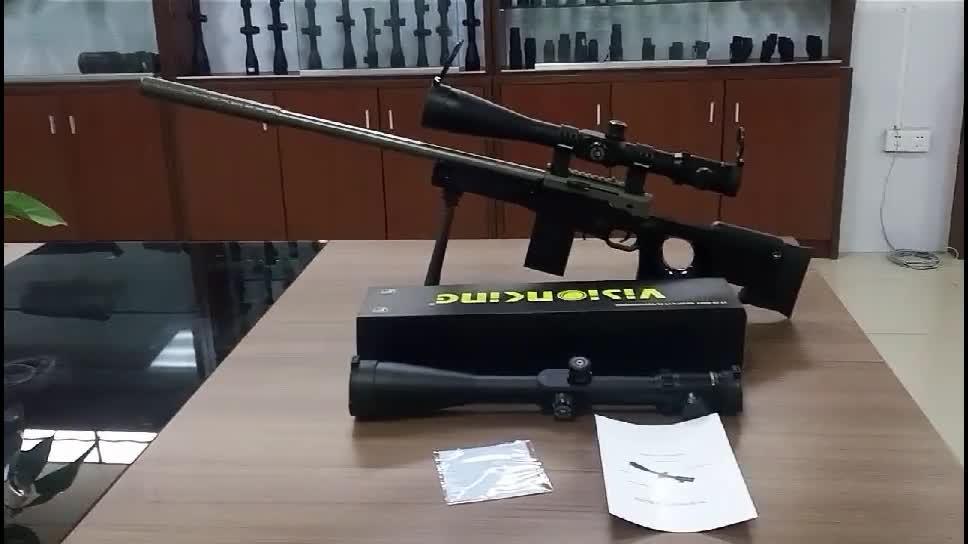Visionking Ottica 10-40x56 AOE Caccia Fucilazione Fucile Scope 1/8 MOA 35mm Tubo A Buon Mercato Riflescope