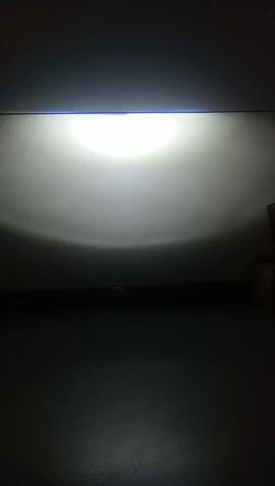 Canbus High Power High Lumens Output Z1 H4 Car LED Headlight Bulbs