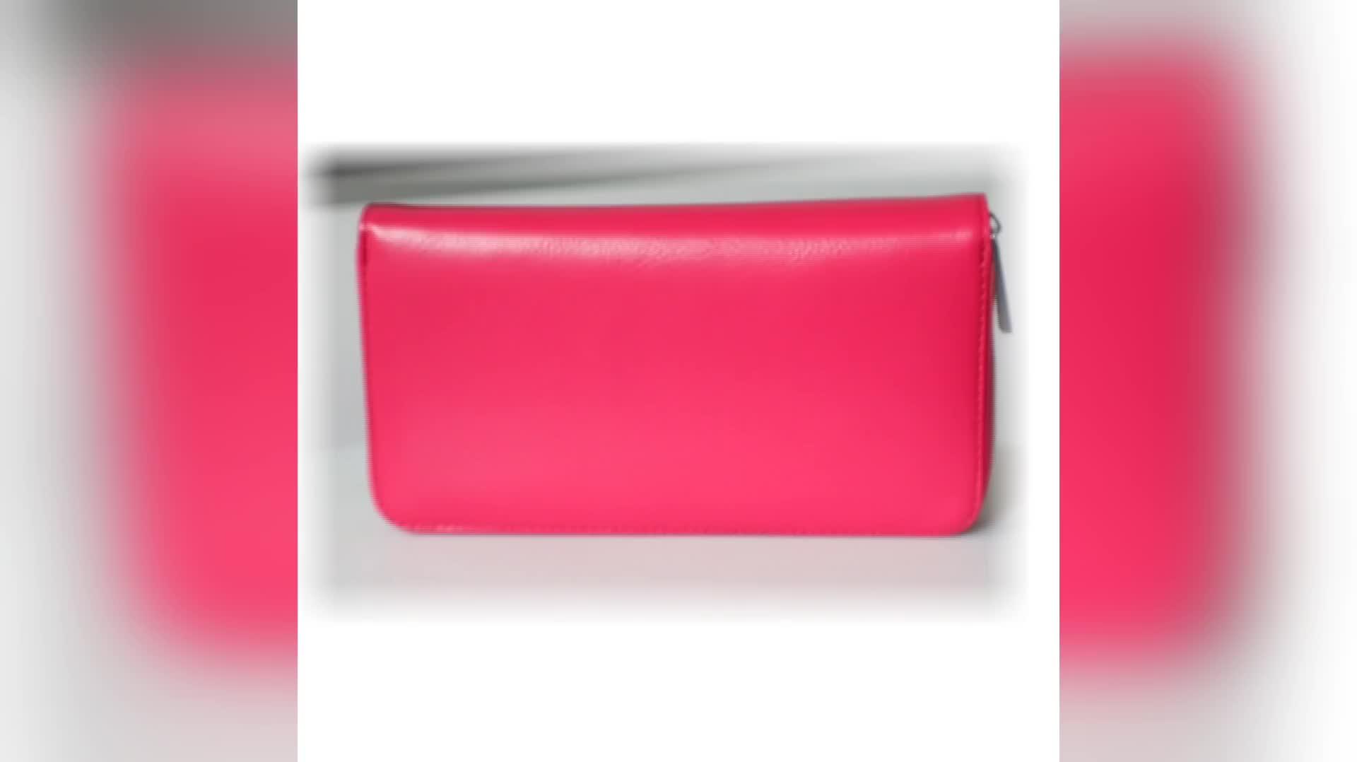 Estanla 本革財布女性のクレジットカードケースハンドバッグ Rfid ブロッキング 36 スロット
