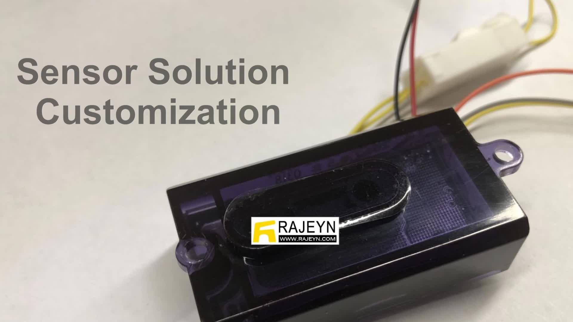 Especializados DIY personalizado protector de agua grifo Mini IR Sensor de distancia