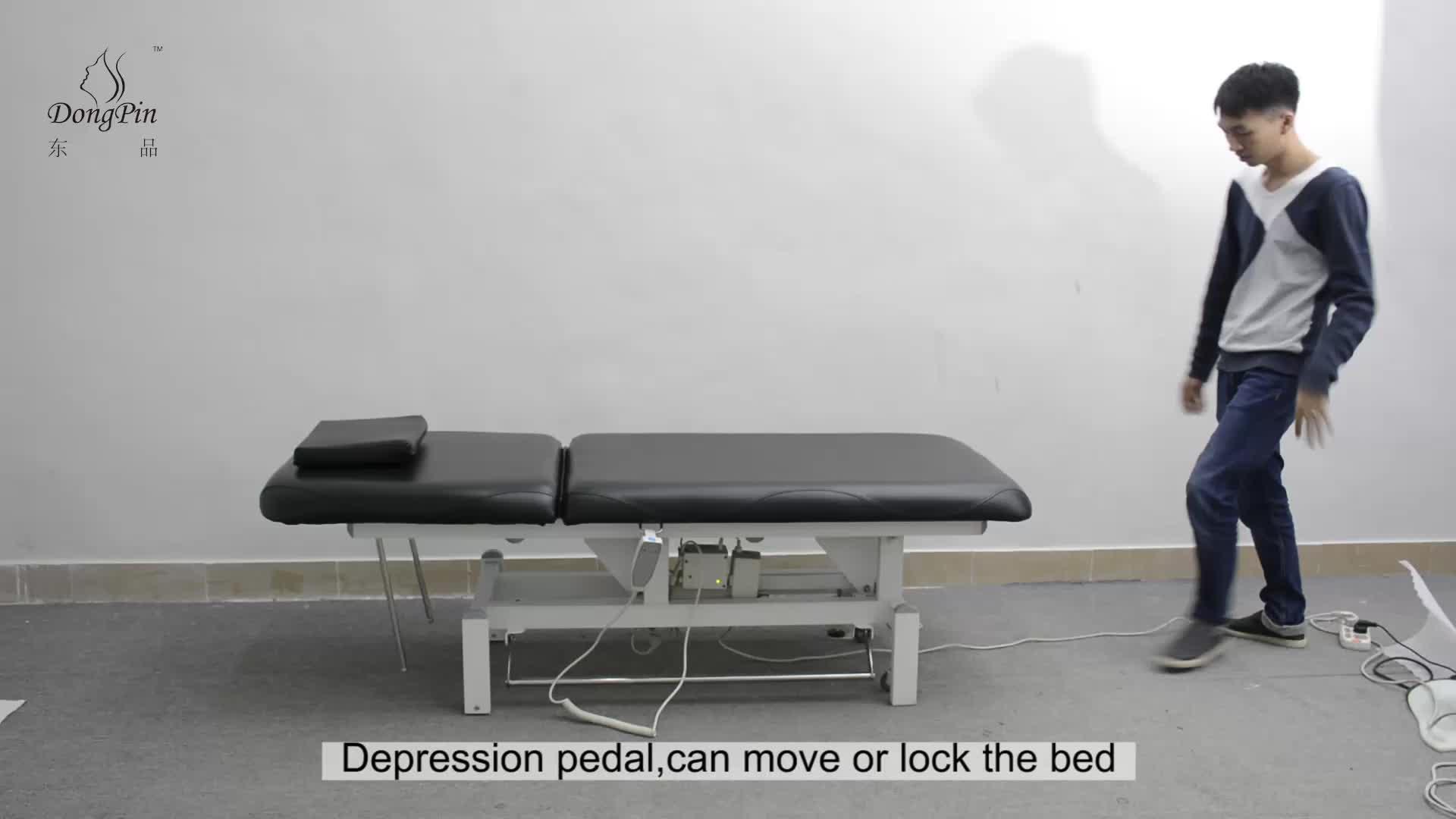 Table de massage electrique spa lit table de massage électrique