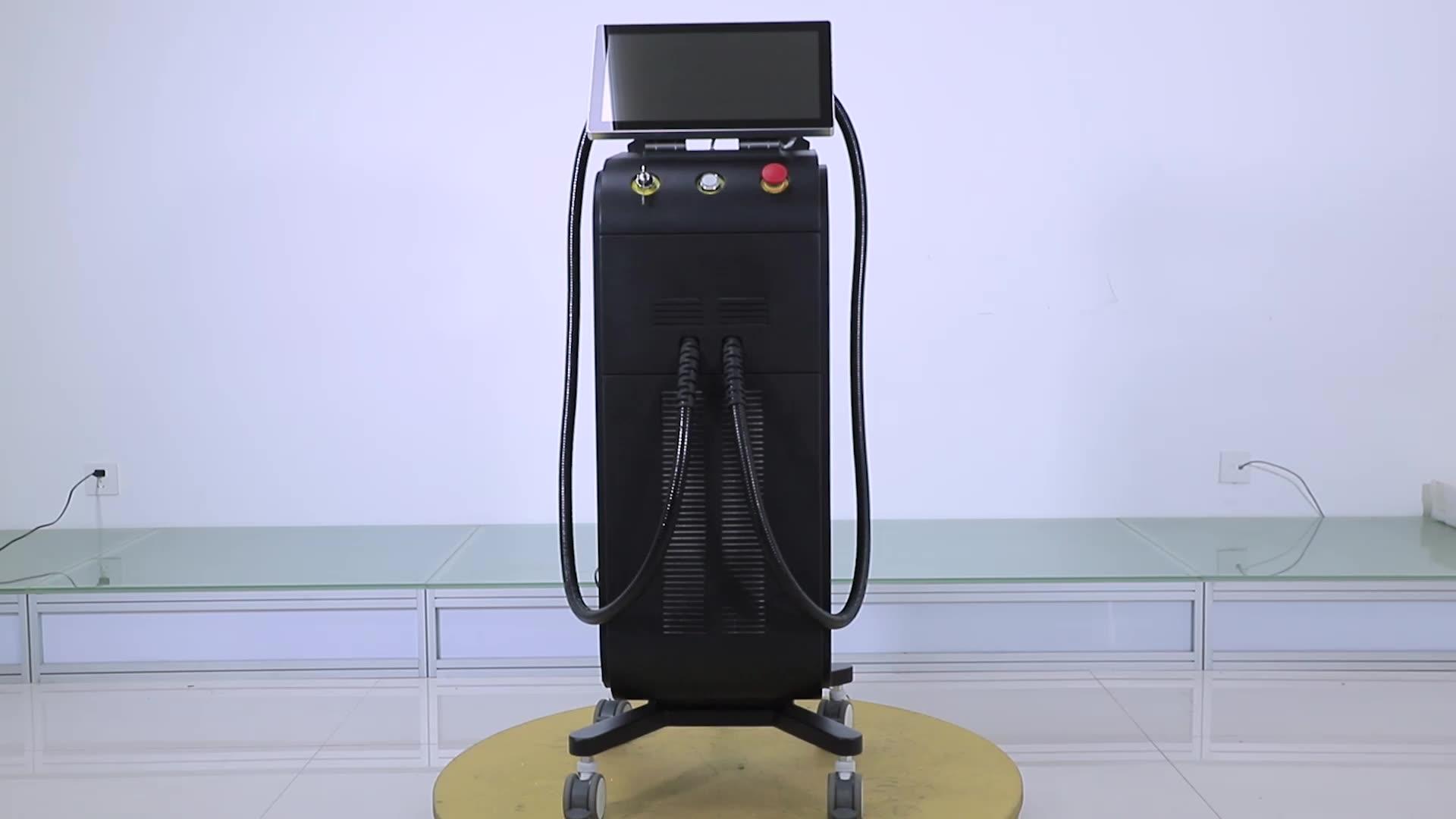 Alma Sopran Ice Platinum Laser 755 808 1064 nm/Diodenlaser Haaren tfernungs maschine mit Sopran XL Ice Honor Ice