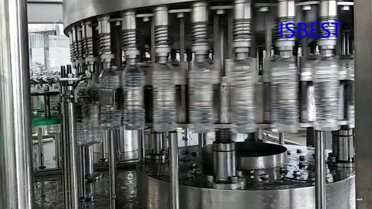 Terbaik Jual Murni Air Minum Kemasan Membuat Mesin dengan Ce Sertifikat