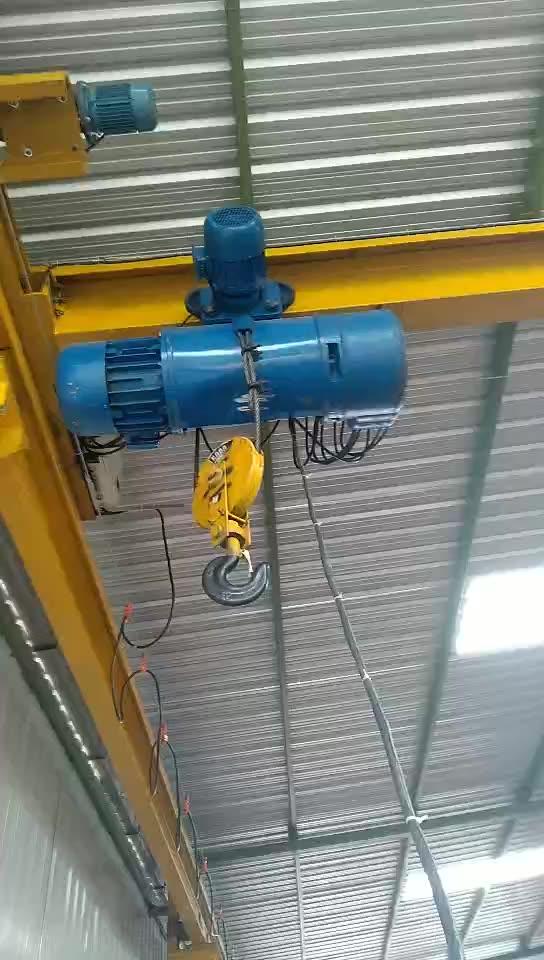 INDUSTRIAL POWER ELECTRIC MOTORIZE OVERHEAD SHOP CEILING HOIST CABLE LIFT