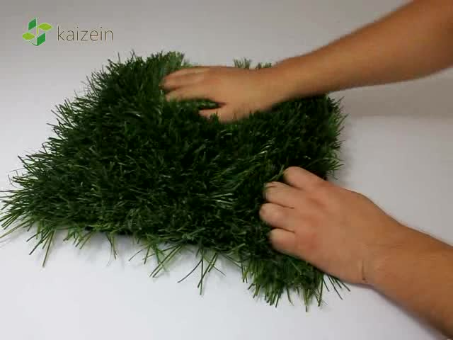 Eco friendly soccer turf synthetic for football  grass lawns