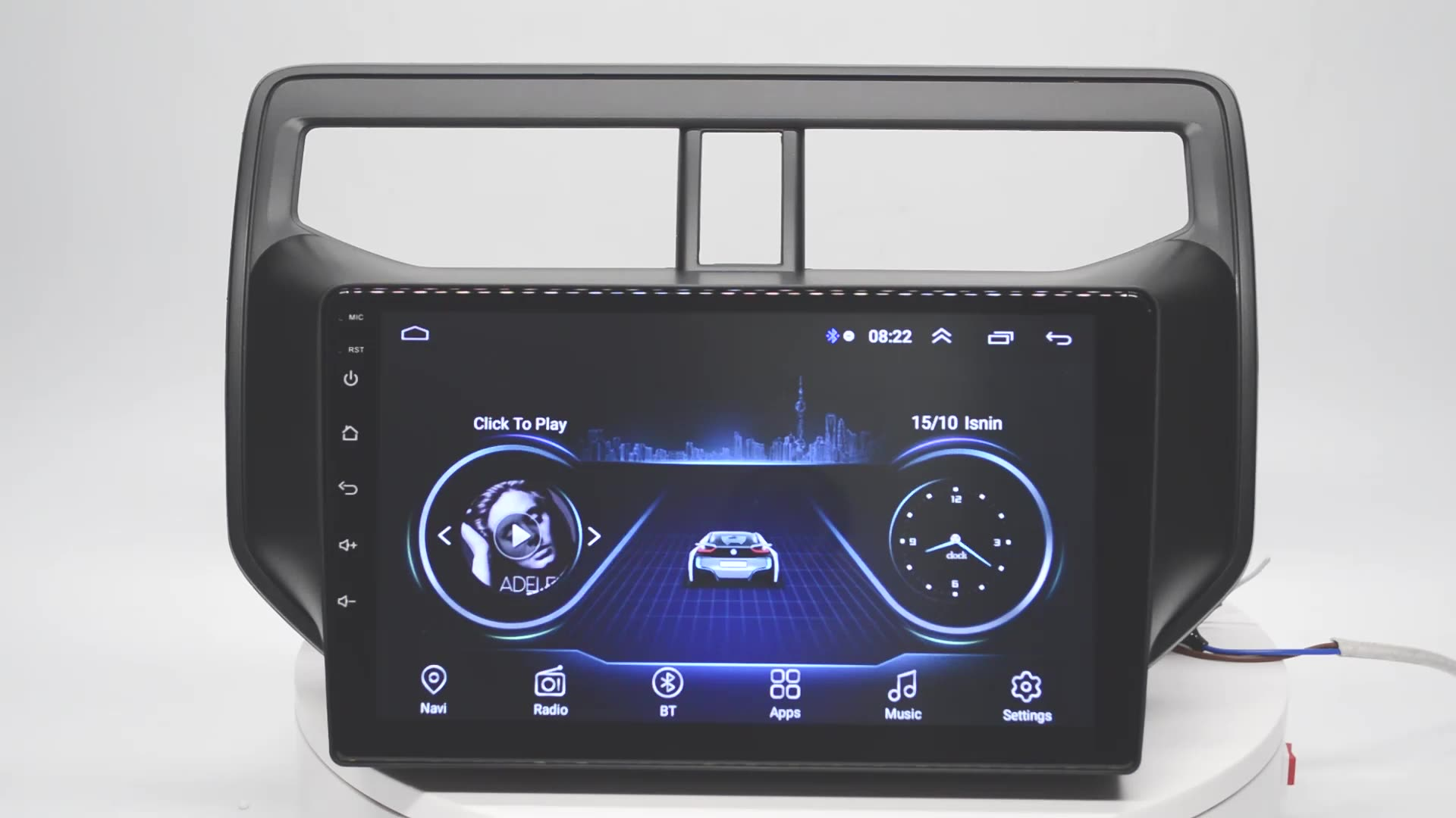 Suoer Para TOYOTA DO RUSH 9 polegadas best selling mp5 vedio cd player android media player do carro