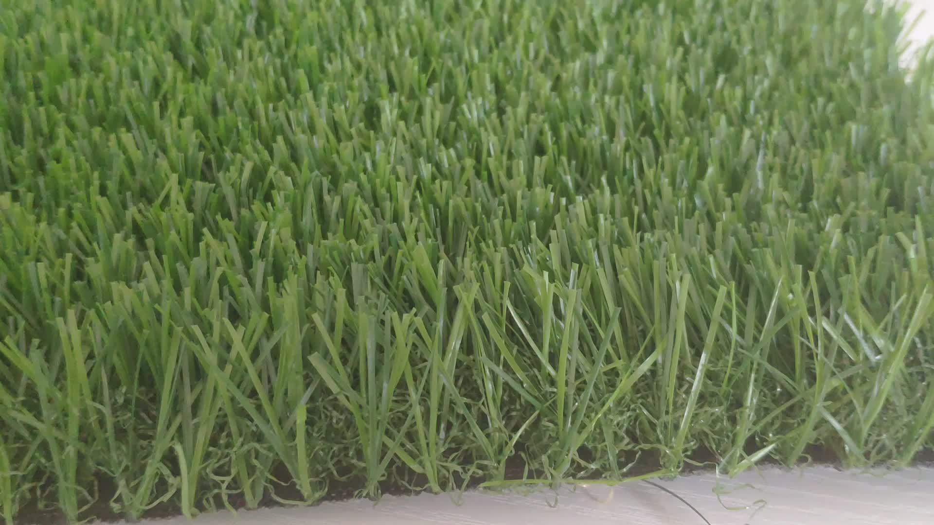 35 มม. 40 มม. ธรรมชาติถูกกว่าราคาหญ้าเทียมสำหรับภูมิทัศน์
