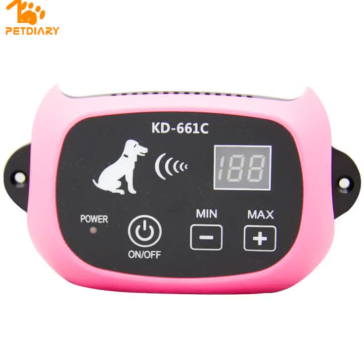 Amazon Best Digital Indoor Wireless Electric Dog Fence For
