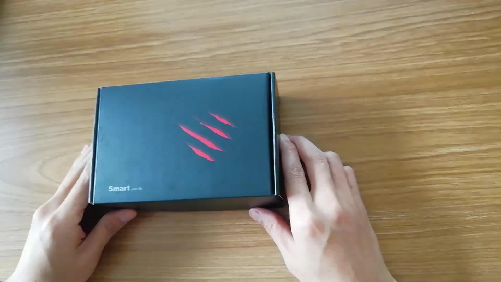 Hot selling android tv box TX3 mini 2gb 16gb S905W quad core android 8.1 smart TV box better than X96 mini set top box