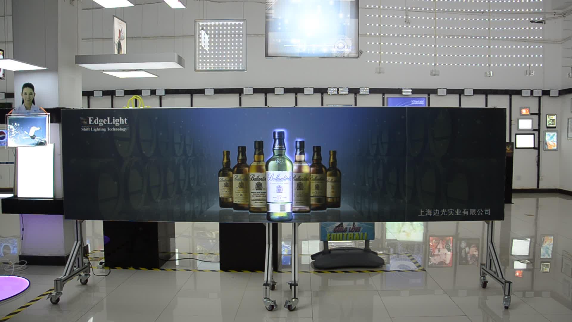 Retroiluminação led display ao ar livre P10 tela led