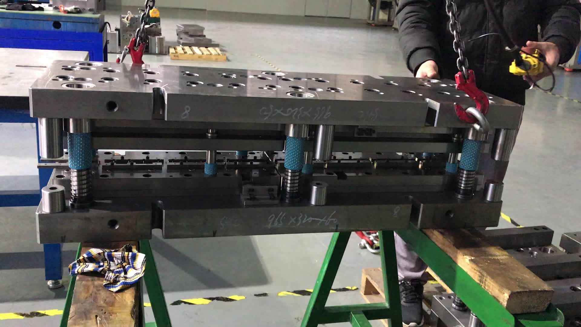Tôle de haute précision sur mesure de bouclier en métal emboutissant des pièces