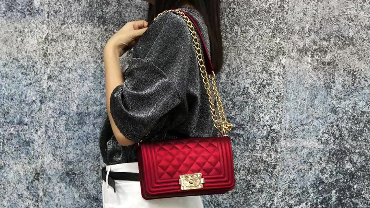 2020 Hot Sale High Quality Jelly Purses Jelly Purses and Handbags for Women