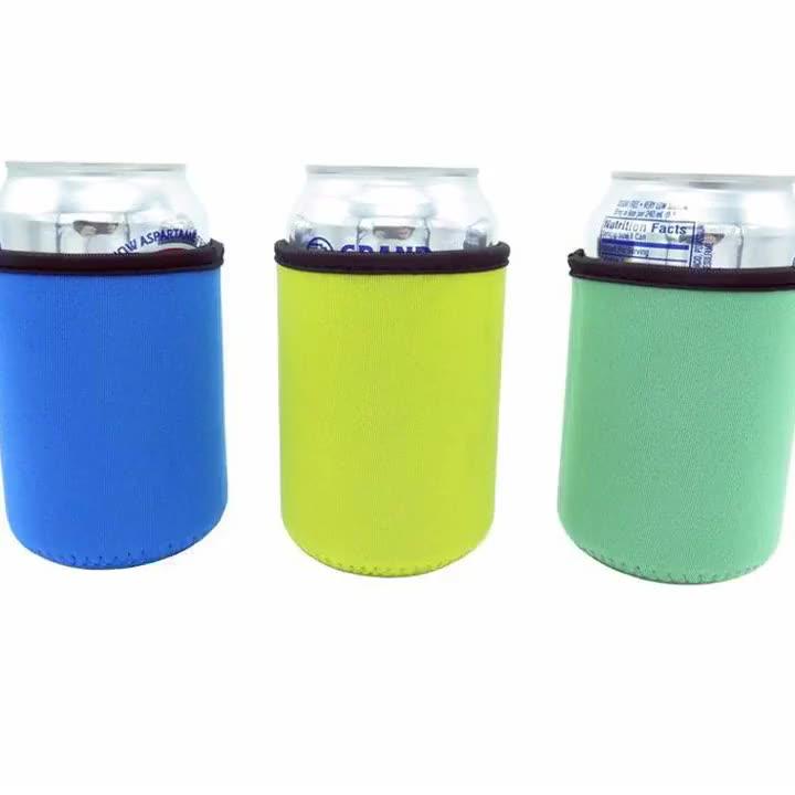 ดำน้ำวัสดุขวดเบียร์ชุด330มล. เบียร์Stubbyคูลเลอร์,NeopreneสามารถCoolies/Koolies