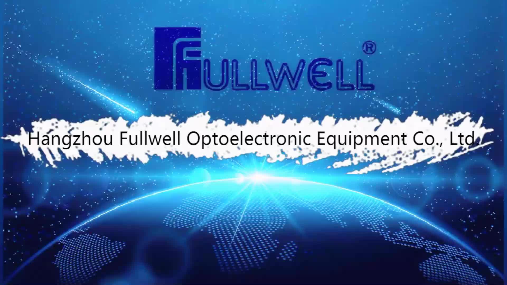 Fullwell 1 พอร์ต AGC WDM FTTH CATV Mini Optical Receiver Node