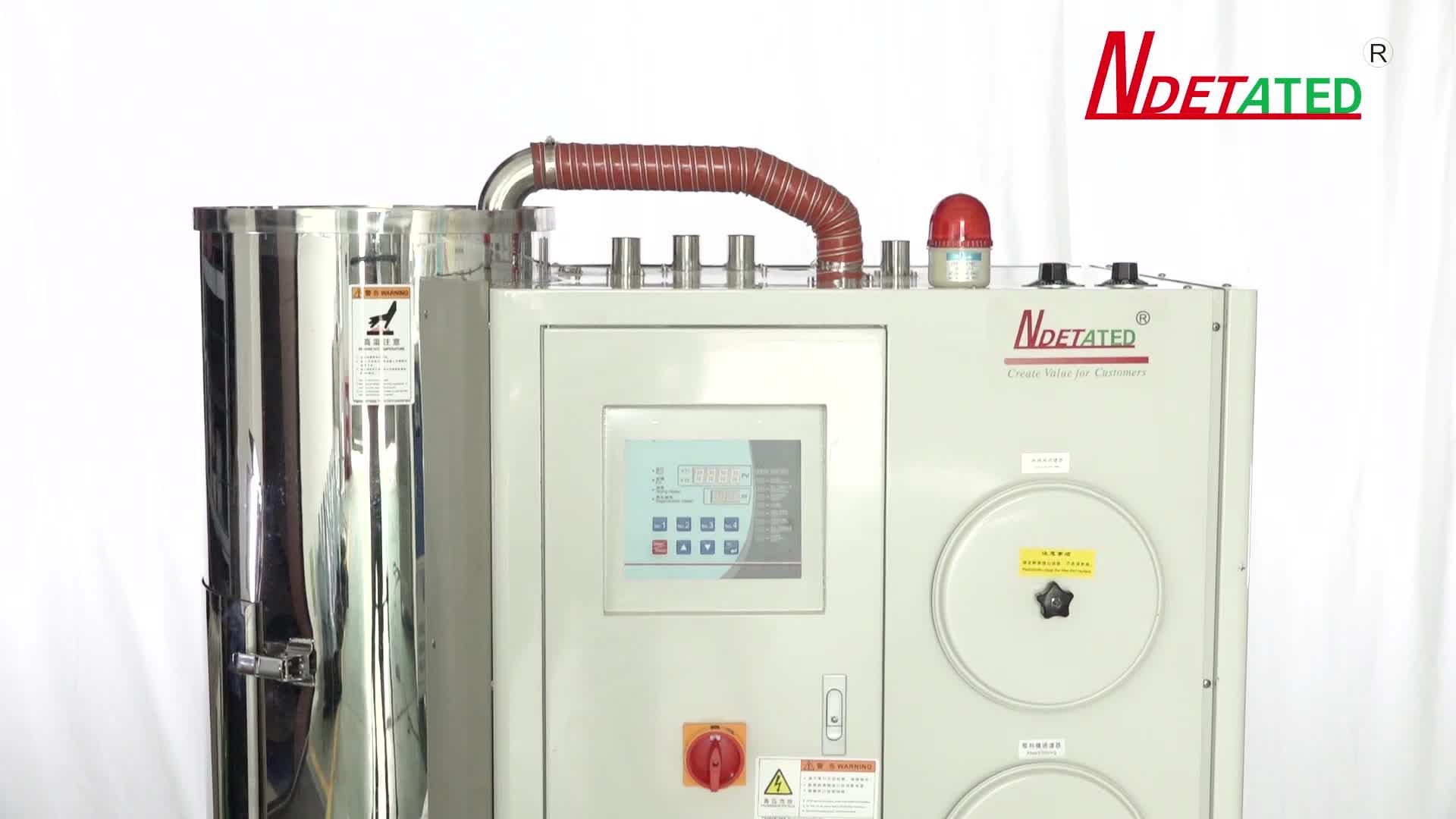 4 Kw Drying Heater Honeycomb Rotor Dehumidifying Dryer Machine