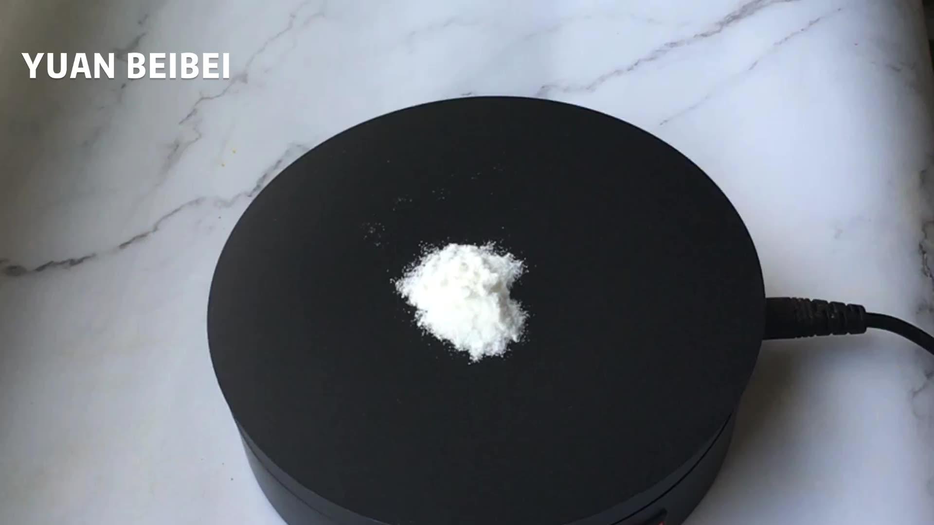 Сыпучий чистый низкий жир замораживание сухое кокосовое масло/молоко/Водяной порошок