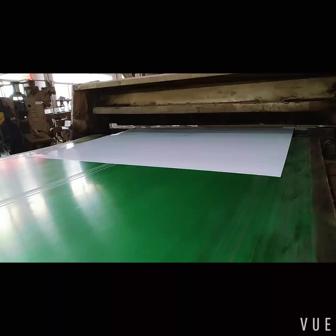 Texture good price of ABS light proof sheet board plastic raw material